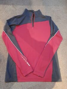 Womens Golf Top Size 10
