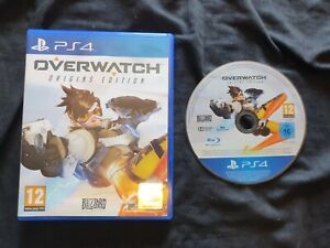 OVERWATCH ORIGINS EDITION Sony Playstation 4 Game PS4
