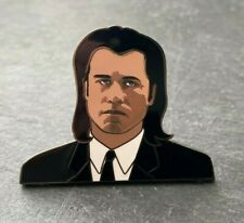 "Quentin Tarantino's Pulp Fiction, ""Vincent Vega"" Hard Enamel pin badge"