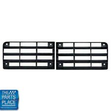1982-84 Chevrolet Camaro Z-28 Grille Pair GM # 14019275 14019276