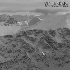 Vinterkrig - Ashes of Non-Existence CD 2012 digi black metal Russia