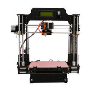 Geeetech 3D Imprimante Prusa I3 Pro W  LCD MK8 Wood Imprimante