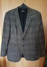Strellson Herren Sakko Jacket Blazer Veston Gr. 54 Woll and Cotton Top Zustand