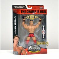 WWE ELITE JOHN CENA EXCLUSIVE FIGURE US HEAVYWEIGHT BELTS DEBUT FLASHBACK TRU