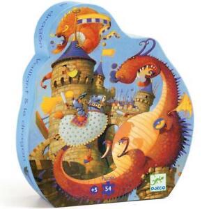 Djeco Puzzle Valiant and the Dragon 54 pc