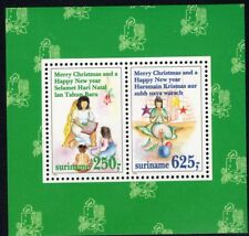 Suriname 993a Christmas Angel 1994 Mint NH