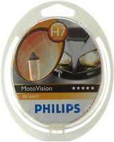 Philips H7 Motovision 12V 55W moto scooter