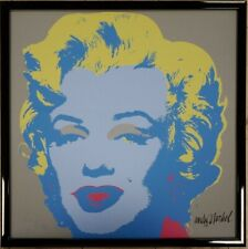 A - Andy Warhol Marilyn Monroe Lithograph Limited 2400 pcs.