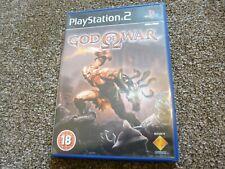 God of War (Sony PlayStation 2, 2005) - European Version