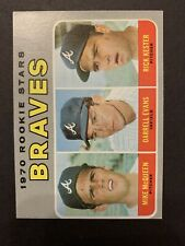 1970 Topps Atlanta Braves Rookie Stars #621 ($1 Shipping)