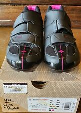 New Specialized Spirita Women's Road Cycling Shoes Size 40 EU 9 US