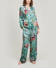 Liberty London Desert Rose Silk Charmeuse Pyjama RRP £395 XS