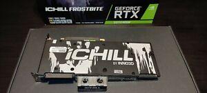 INNO3D Geforce RTX 2070 Super ICHILL FROSTBITE /w AlphacoolEisblock waterblock