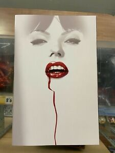 VENGEANCE OF VAMPIRELLA #16 NM 1st Print BEN OLIVER VIRGIN VARIANT