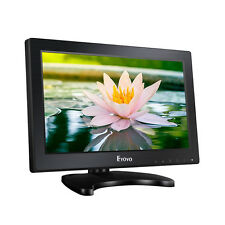 "11.6"" TFT LCD Monitor HDMI VGA BNC Screen Display For CCTV Camera Security DVD"