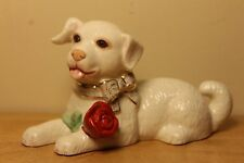 Lenox Valentine Puppy Figurine NIB and ready for your sweetheart