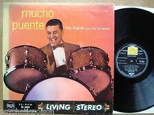 TITO PUENTE - Mucho Puente  LP  LIVING STEREO  UK 1958  RCA – SF-5008