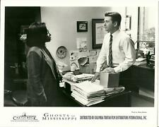 Alec Baldwin and Whoopi Goldberg in Ghosts of Mississippi 1990 movie photo 16867
