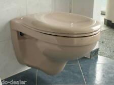 Wand WC Vigour Clivia Top * bahamabeige * Tiefspüler * Tiefspül WC *