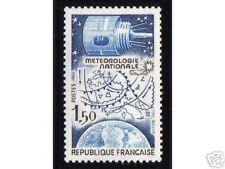 "FRANCE STAMP TIMBRE N° 2292 b "" METEOROLOGIE VARIETE BLEU FONCE OMIS"" NEUFxxTTB"