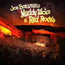JOE BONAMASSA MUDDY WOLF AT RED ROCKS 2 CD NEW