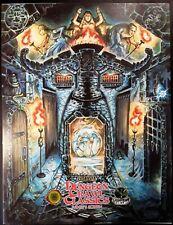 Dungeon Crawl Classics JUDGE SCREEN 2015 Free RPG DAY Goodman Games