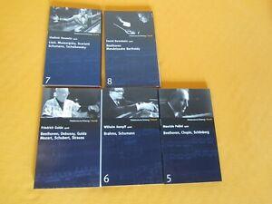 Klavier Kaiser CD - 5 große Pianisten  - Süddeutsche Zeitung Klassik (2004)
