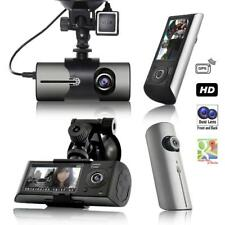 inDigi Dual Wide Angle Lens XR300 Dashboard Camera (Front & In-Car) + GPS...