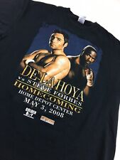 Oscar Delahoya vs Steven Forbes may 3 2008 t shir Size XLarge