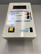 Iet Labs Cm-500 Autoranging Digital Capacitance Meter Portable