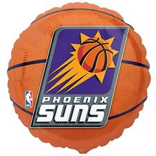 Phoenix Suns Basketball Foil Balloon Licensed Tailgate Birthday Party