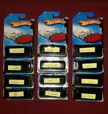 12 Hot Wheels 2010 Mystery Cars *New All Different*