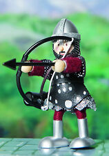 Budkins BK733 Archibald the Archer by Le Toy Van - Knights World Range