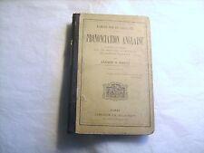 L'anglais pour les commençants : prononciation anglaise par A.G. Havet - 1891