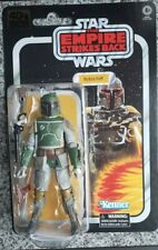 "Boba Fett 6"" Star Wars Black Series Action Figure 40th Anniversary retro vintage"