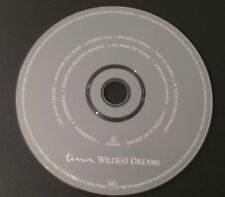 Tina Turner Wildest Dreams CD No CASE Silent Wings Confidential Thief of Hearts