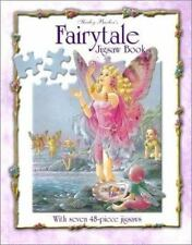 Shirley Barber's Fairytale Jigsaw Book with 7 Puzzles 48 piece each BRAND NEW
