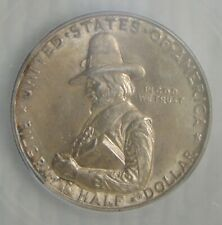 1920 Pilgrim Commemorative Silver Half Dollar ~ ICG MS64, REALLY NICE COIN!!!