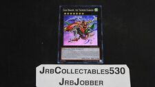 YUGIOH! Gaia Dragon the Thunder Charger GAOV-EN046 Super x1