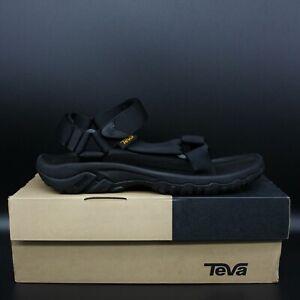 Teva 1093379 Hurricane 4 Black Sport Sandal Men Size 9