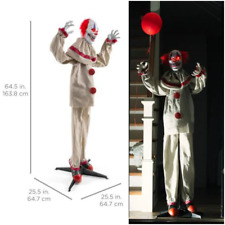 Best Choice Products SKY5360 Scary Harry Motion Activated Animatronic Killer Clown