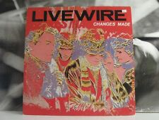 LIVE WIRE - CHANGES MADE - LP EXCELLENT+ COVER: VG+ WITH ORIGINAL INNER SLEEVE