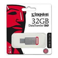 Pendrive Kingston 8GB 16GB 32GB 64GB USB 3.0 - 8 GB 16 GB 32 GB