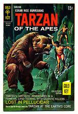 Tarzan #180 (Gold Key) FN6.2