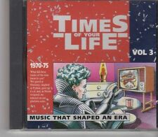 (GA320) Times Of Our Lives Volume 3: 1970-1975 - 1993 CD