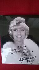 Original-Autogramm von Annie Gordy, s/w-Foto, 23 x 18 cm