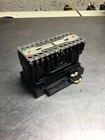 Mitsubishi Magnetic Reversing Contactor, SD-MR12, 24V Coil, Used