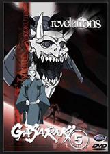 Gasaraki - Revelations : Vol 5 (DVD, 2002)--FREE POSTAGE