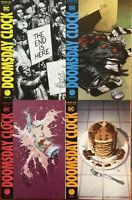 DOOMSDAY CLOCK #1 2 3 AND 4 NM SET OF 4