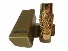 More details for vintage henry rosenfeld 1940's 50's perfume bottle new york rare designer